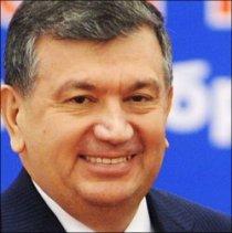 Shavkat mirziaiev