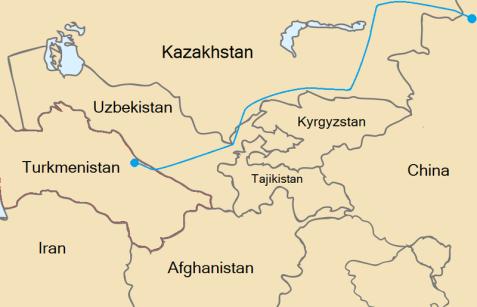 CentralAsiaChinapipeline