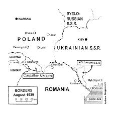 უკრაინა II მსოფლიო ომამდე